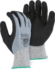Cut Resistant Sandy Nitrile Coated Gloves Majestic 35-6375 1 Pair