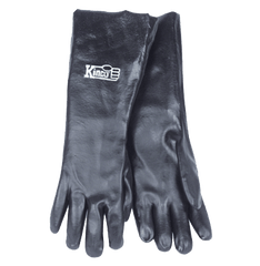 "Kinco 7388 18"" Smooth PVC Gloves (one dozen)"
