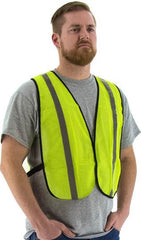 Site Safety Mesh Vest, Non Ansi - Majestic 75-3003