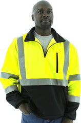 Majestic 75-5335 High Visibility Sweatshirt With Teflon Fabric Protector (Each)