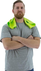 Majestic 75-8011 High Visibility Evaporative Cooling Towel