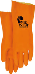 Midwest 769 Heavy Duty Chemical Gloves (One Dozen)