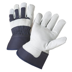 West Chester 501 Grain Goatskin Leather Gloves (One Dozen)