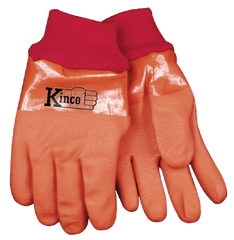Kinco 8170 Acrylic Lined PVC Gloves (one dozen)