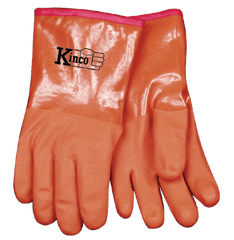Kinco 8182 Acrylic Lined PVC Gloves (one dozen)