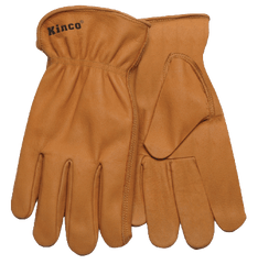 Kinco 81 Unlined Grain Buffalo Drivers Gloves (one dozen)