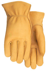 Midwest 850 Grain Buckskin Keystone Thumb Gloves (One Dozen)