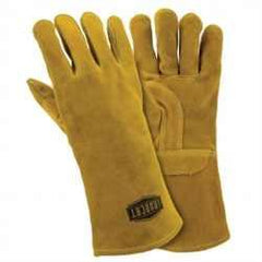 West Chester Ironcat 9031 Split Cowhide Welding Gloves (one dozen)