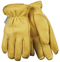 Kinco 90HKW Woman's Lined Deerskin Drivers Gloves (one dozen)