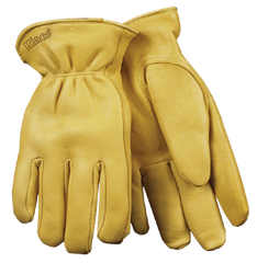 Kinco 90HK Lined Grain Deerskin Drivers Gloves (one dozen)