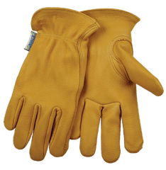 Woman's Grain Deerskin Driver's Gloves Kinco 90W (one dozen)