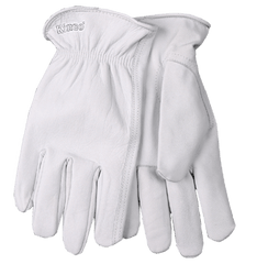 Kinco 92 Unlined Grain Goatskin Drivers Gloves (one dozen)