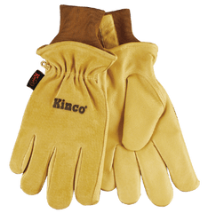 Kinco 94HK Lined Pigskin Leather Gloves (one dozen)