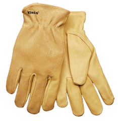 Kinco 94WA Unlined Pigskin Drivers Gloves (one dozen)