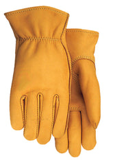 Midwest 950 Grain Elkskin Leather Gloves (One Dozen)