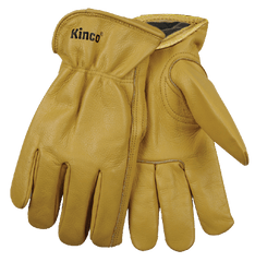 Kinco 98RL Lined Grain Cowhide Gloves (one dozen)