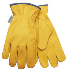 Kinco 98W Woman's Grain Cowhide Drivers Gloves (one dozen)
