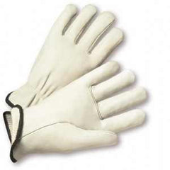 West Chester 999 Cowhide Lined Drivers Gloves (one dozen)