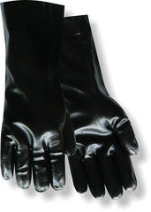 Red Steer B-14 PVC Coated Gloves (One Dozen)
