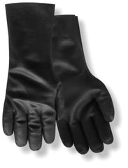 Red Steer BWG-12 PVC Coated Gloves (One Dozen)
