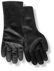 Red Steer BWG-14 PVC Coated Gloves (One Dozen)