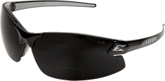 Edge DZ116-2.0 Zorge Magnifier Smoke Glasses (One Dozen)