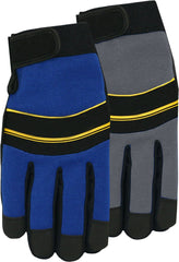 Midwest HP305 Velcro Neoprene  Synthetic Palm Gloves (One Dozen)