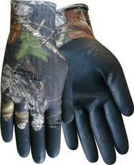 Red Steer MO-38 Sandy Nitrile Coated Gloves (One Dozen)