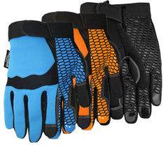 Midwest MX400TH Thinsulate Silicone Palm Gloves (One Dozen)