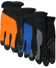 Midwest MX430 Synthetic Polyurethane Palm Gloves (One Dozen)