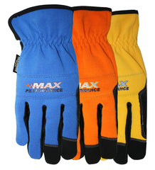 Midwest MX450TH Thinsulate Synthetic Padded Palm Gloves (One Dozen)