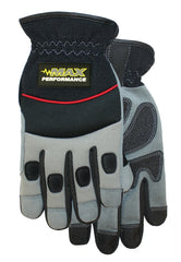 Midwest MX470 PVC Grip Palm Gloves (One Dozen)