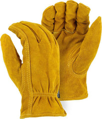 Cowhide Thinsulate Lined Gloves Majestic 1513T (one dozen)