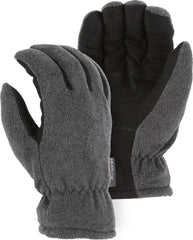 Majestic 1663 Deerskin Fleece Lined Drivers Gloves (one dozen)