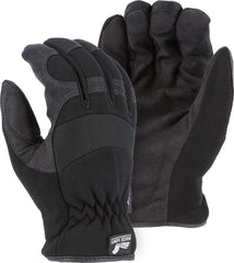 Majestic 2136BKH Mechanics Armorskin Heatlok Gloves (one dozen)