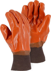 Majestic 3370C PVC Smooth Foam Lined Gloves