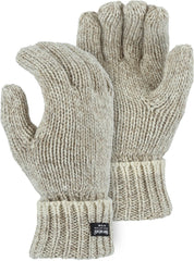 Majestic 3423 Ragg Wool Thinsulate Lined Gloves