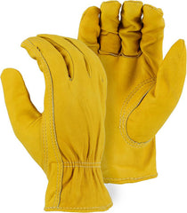 Majestic Elkskin Drivers Gloves 1661