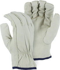 Majestic Goatskin Kevlar Drivers Gloves 1554KV (one dozen)