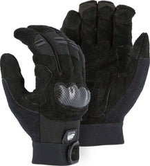 Majestic TPU Knuckle Anti-Vibration Gloves 2123 (one dozen)