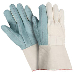 Southern Glove USG24G-P Non-woven Lined Heavy Weight Hot Mill Gloves (One Dozen)