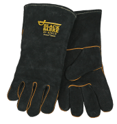 Black Sabre Premium Cowhide Gloves (one dozen)