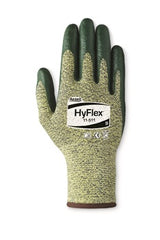 Ansell 11-511 HyFlex Cut Resistant Silicone Free FDA Compliant Gloves (One Dozen)
