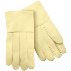 Steiner Industries 08314 Aramid/Fiberglass High Temperature Thermal Gloves (6 Pairs)