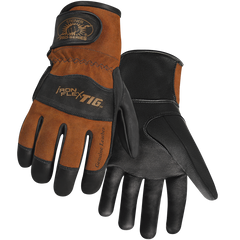 Steiner Industries 0262 Pro Series IronFlex TIG Super Premium TIG Welding Gloves (One Dozen)