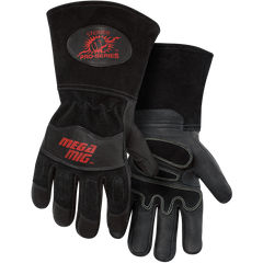 Steiner Industries 0235 Pro Series MegaMIG Super Premium MIG Welding Gloves (One Dozen)