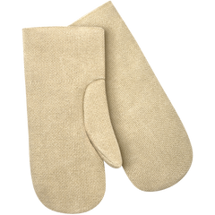 Steiner Industries 07115 Vermiculite Coated Fiberglass High Temperature Thermal Gloves (6 Pairs)