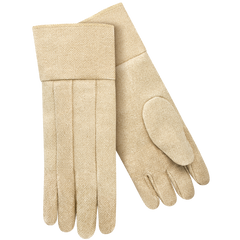 Steiner Industries 07118 Vermiculite Coated Fiberglass High Temperature Thermal Gloves (6 Pairs)