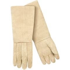 Steiner Industries 07123 Vermiculite Coated Fiberglass High Temperature Thermal Gloves (6 Pairs)