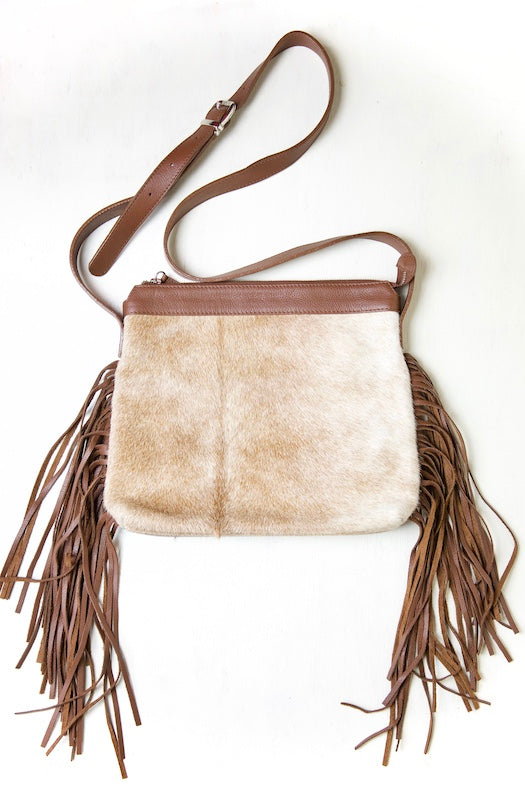 GAUCHO - Cross Body with Fringe